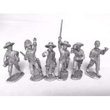 PE01  Peasant Infantry Command