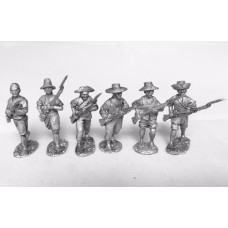 PE02 Peasant Infantry with muskets