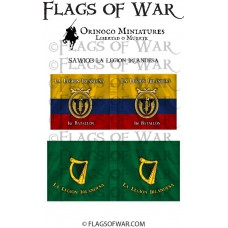 Irish Legion Flags