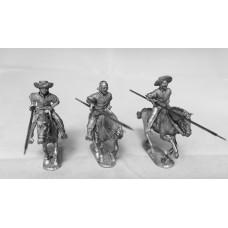 LC04 Llanero Cavalry charging